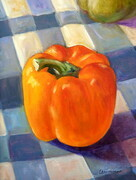 One Lonely Pepper (oil)